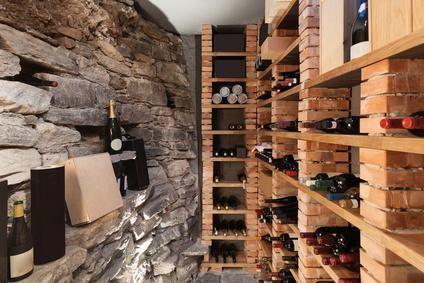 Weinkeller einrichten tipps  Hausbar oder Weinkeller, kein Problem für den Heimwerker