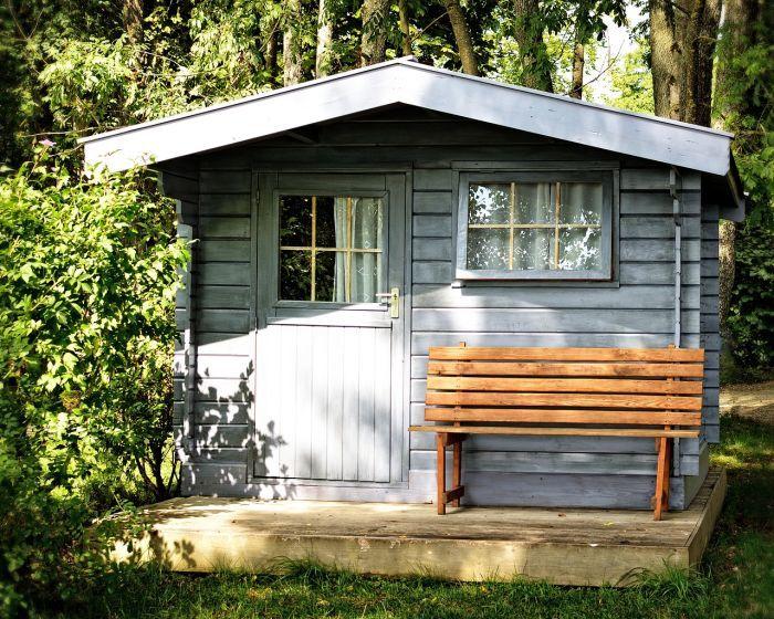 Hexenhäuschen Gartenhaus warum nicht mal ein gartenhaus als fertigbausatz