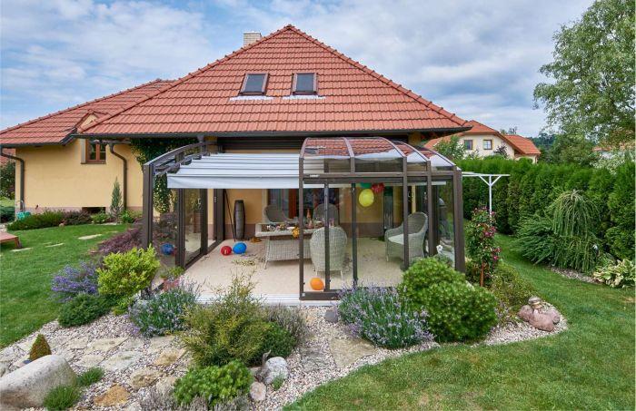 informationen über materialien für die terrassenüberdachung, Terrassen deko