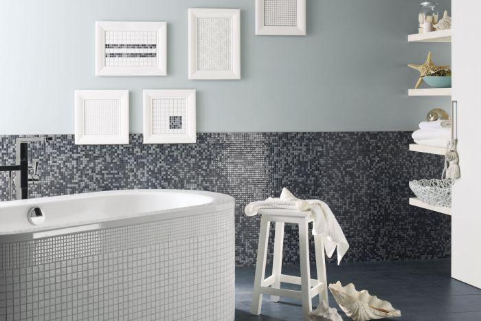 hausbautipps24 mosaik fliesen setzen akzente und. Black Bedroom Furniture Sets. Home Design Ideas