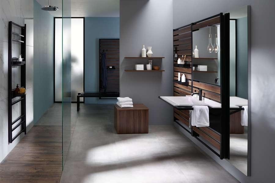Flexible Inneneinrichtungen sind für das moderne Bad unerlässlich