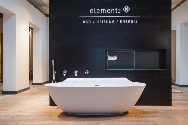 Kleine Materialkunde für moderne Badezimmer-Objekte