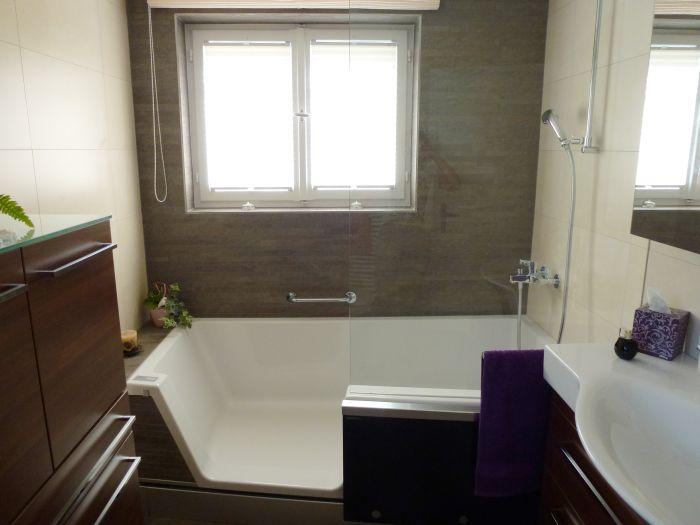 Hausbautipps24 - So baut man ein Badezimmer barrierefrei um