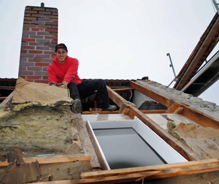 hausbautipps24 kein tropenklima im dachgeschoss. Black Bedroom Furniture Sets. Home Design Ideas