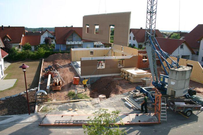 Fertighaus holzständerbauweise  Hausbautipps24 - Das Fertighaus in Holzständerbauweise