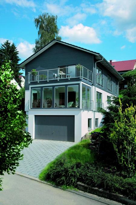 Hausbautipps24 - Ein Fertighaus ohne Heizung - das Passivhaus von ...