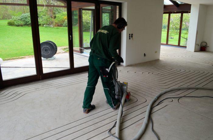 Nachträglicher Einbau Fußbodenheizung so kann nachträglich eine fußbodenheizung einbauen