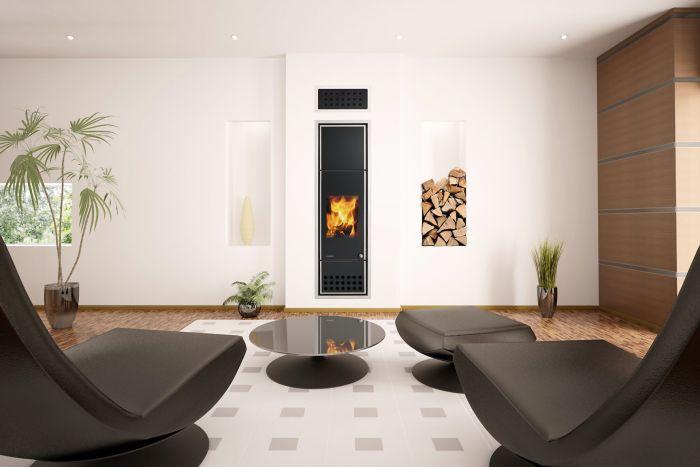 Hausbautipps24 - Moderne Kaminöfen schaffen Atmosphäre und können ...