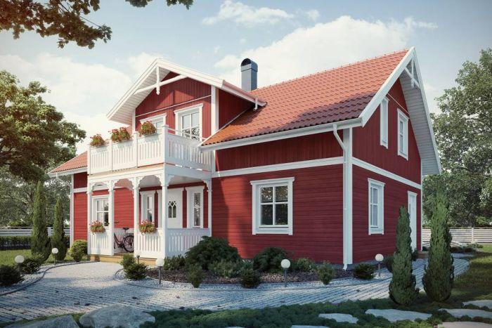 schwedenhaus - Wohnideen Schwedenhaus