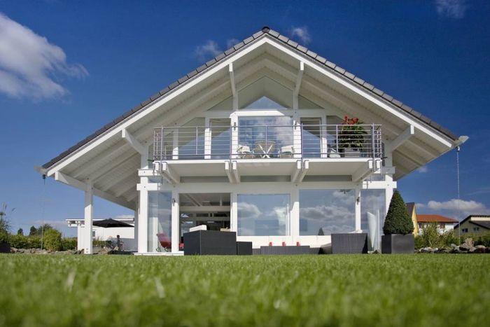 Hausbautipps24 Individuelle Holzhauser In Holzstanderbauweise