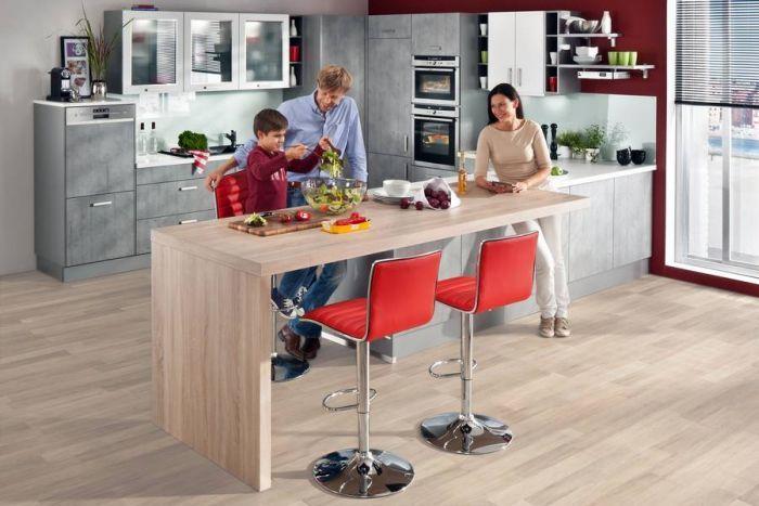 Anforderungen an die moderne Küche