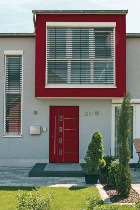 hausbautipps24 bei sanierung und d mmung nicht die haust r vergessen. Black Bedroom Furniture Sets. Home Design Ideas
