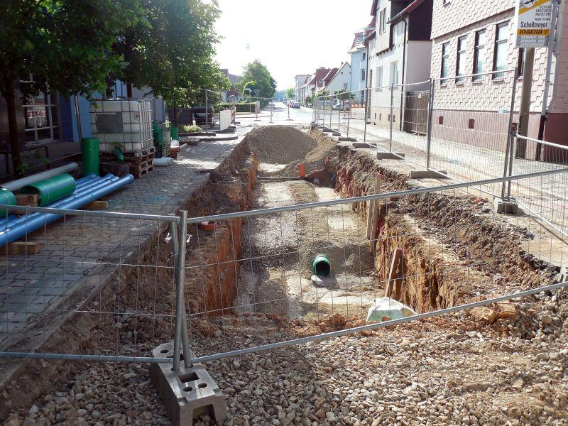 Gut bekannt Kostenbeteiligung der Anlieger an der Kanalrenovierung HO07